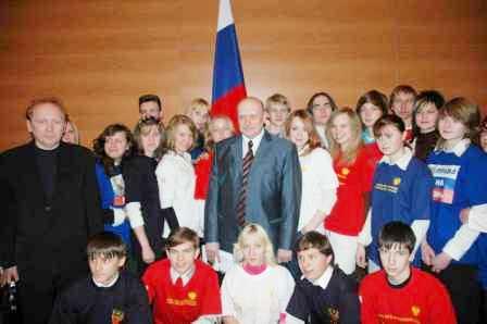 Круглый стол в Государственной Думе Российской Федерации